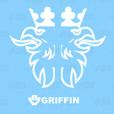 SCANIA CLASSIC GRIFFIN DECALS 1/50 SCALE- WHITE, SILVER, GOLD,