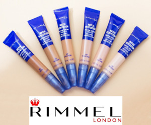 Rimmel Match Perfection Skin Tone Adapting Concealer 7ml - Pick Between 6 Shades