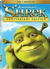 Shrek DVDs & Blu-ray Discs