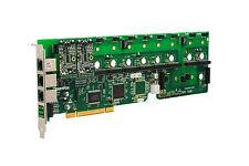 OpenVox A1200P0200 12 Port Analog PCI Base Card + 2 FXS + 0 FXO, Ethernet (RJ45)