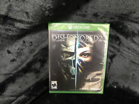 Dishonored 2: Standard Edition (Microsoft Xbox One, 2016)