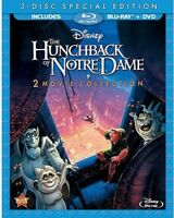 The Hunchback of Notre Dame 2-Movie Collection [New Blu-ray] With DVD, Special