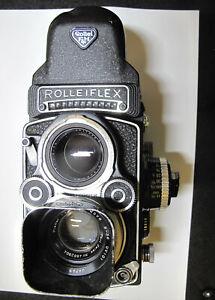 Rolleiflex Zeiss Planar 75mm  f3.5