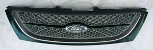 Ford Fairmont AU grille - honeycomb mesh with chrome mould surround GREEN