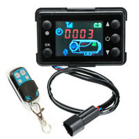For Air Diesel Parking Heater Car LCD Monitor Remote Control Controller Switch
