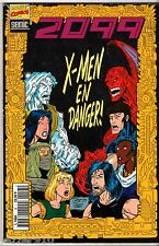¤ 2099 n°13 -*- 1994 SEMIC COMICS ¤ SPIDER-MAN/FATALIS/X-MEN/RAVAGE