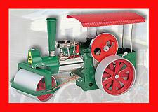 ⭐Excellent ️Vintage Wilesco D365 ⭐️Live Steam Roller Engine⭐️