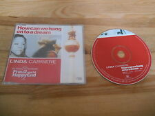 CD Pop Linda Carriere - How Can We Hang On To A Dream (1 Song) Promo 3P REC sc
