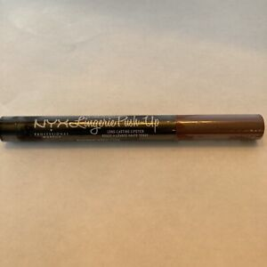 NYX Lingerie Push-Up Long-Lasting Plumping Lipstick LIPLIPLS02 Embellishment .05