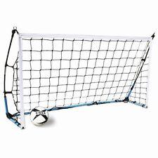 PAIR of ALPHA Gear 2.0m x 1.0m FLEX Portable Goal