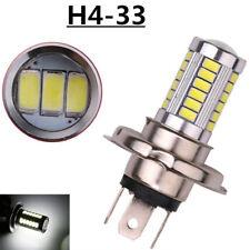New Super Bright H4 33-LED SMD White Car Fog Light Headlight Driving Lamp Bulb