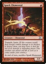 Spark Elemental 10th Edition NM-M Red Uncommon MAGIC THE GATHERING CARD ABUGames