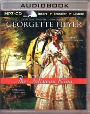 The Talisman Ring by Georgette Heyer and Phyllida Nash Unabridged MP3 Audio Book
