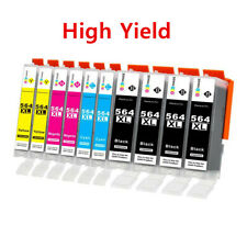 10 INK 564XL for HP B210c B210e B210d C309a C410a B110a C510a C309g C310b C310c