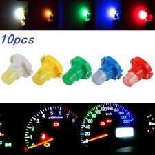 10x Wedge Dashboard LED Car Bulb T4.2 Instrument Panel Climate Control Light Kit