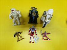 Power Rangers Lot Of 5 Villain Bandai Action Figures (FC47-T-K-206)