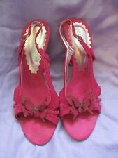 "Ladies pretty summer sandals "" size 5 /38. "" principles make. spring/summer."