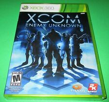 XCOM: Enemy Unknown Microsoft Xbox 360 *Factory Sealed! *Free Shipping!