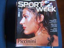 SPORTWEEK=N°72 2001=PICCININI=MARCO PANTANI=COLLINA