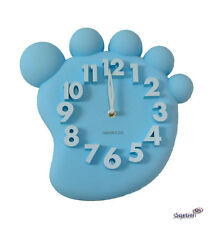 Design Wanduhr, Bürouhr, Küchenuhr wall-clock SN (MX1148-Blau)