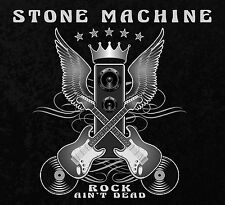 """STONE MACHINE: """"Rock Ain't Dead"""" (Awesome New Classic Hard Rock Band)"""