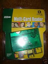 LEXAR MULTI-CARD READER USB