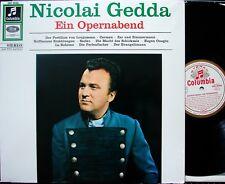 Nicolai GEDDA - Ein Opernabend - Columbia SMC 80806 - NM-