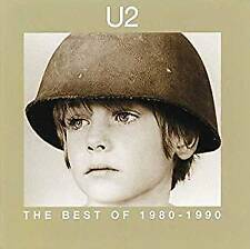 U2 - The Best Of 1980-1990 (NEW CD)