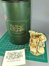 Harmony Kingdom Lord of the Aisles Treasure Jest Mib Signed with original box