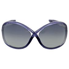 Tom Ford Whitney Oversized Dark Grey Sunglasses