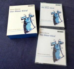 4 MCs Doris Dörrie liest Das Blaue Kleid 2002 Vollständige Lesung der hörverlag