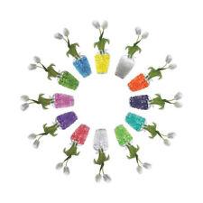 Vase Filler - Pack of 10 4oz Bags Various Colors Makes 30 Gallons Gel