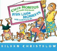 CINCO MONITOS SIN NADA QUE HACER / FIVE LITTLE MONKEYS WITH NOTHING TO DO - CHRI