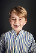 "PRINCE GEORGE 4 YEARS OLD PORTRAIT FRIDGE MAGNET 5"" X 3.5"""