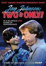 Jay Johnson: The Two  Only (DVD, 2014)