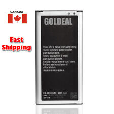 New 2800 mAh Replacement Battery For Samsung Galaxy S5 SV i9600