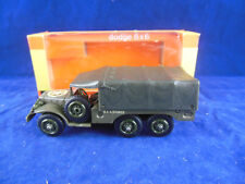 Solido242 Dodge 6 X 6 US Army Truck   Made in France