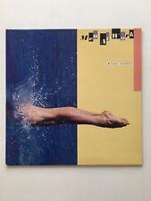 MEN AT WORK LP 1985 TWO HEARTS A1/B1 UK EX+ VINYL + COVER EX