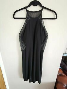 Morgan & Co Black Dress Size 11 / 12