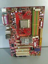 MSI K9N Neo V3 Motherboard + CPU amd athlon 64 x2 4200