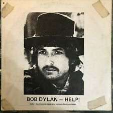 BOB DYLAN - HELP / RIVERSIDE TAPES - VINYL LP