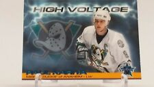 2000-01 Pacific Vanguard High Voltage Set 1-36 Roy Sundin Sedin