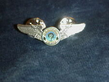 GRATEFUL DEAD SKULL AND ROSES WINGS PIN