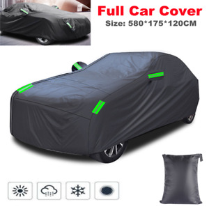 Car Cover Waterproof Dust-proof UV Resistant Rain Snow All Weather Protection