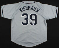 Kevin Kiermaier Signed Tampa Bay Rays Baseball Jersey ~PSA Authentic Autograph!~