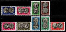 GRECIA/GREECE 1963 MNH SC.750/758 Antique Coins