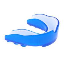 EVA Mouth Guard Mouthguard Gum Shield Boxing MMA Teeth Protector Blue
