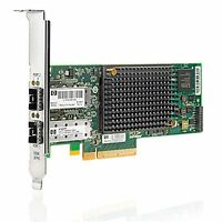 581201-B21 HP NC550SFP 586444-001 Dual Port 10GBE PCI-E NETWORK SERVER ADAPTER