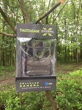 New!!! Tactacam Reveal X AT&T Cellular Trail Camera ! No Reserve!
