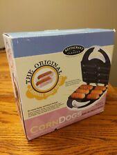 Corn Dog Maker New In Box Kitchen Cook Perfect  00004000 Condition Restaurant Classics